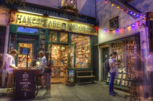 Shakespeare & Company abends